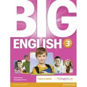 Big English 3 Pupil's Book and MyLab Pack - Mario Herrera