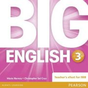 Big English 3 Teacher's eText CD-Rom - Mario Herrera