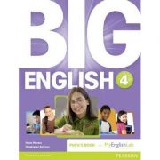 Big English 4 Pupil's Book and MyLab Pack - Mario Herrera