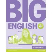 Big English 4 Teacher's Book - Mario Herrera