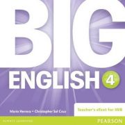 Big English 4 Teacher's eText CD-Rom - Mario Herrera