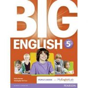 Big English 5 Pupil's Book and MyLab Pack - Mario Herrera