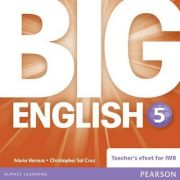 Big English 5 Teacher's eText CD-Rom - Mario Herrera