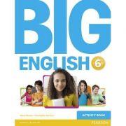 Big English 6 Activity Book - Mario Herrera