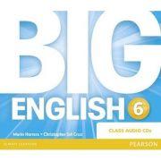 Big English 6 Class CD - Mario Herrera