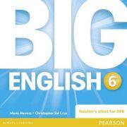 Big English 6 Teacher's eText CD-Rom - Mario Herrera