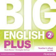 Big English Plus 2 Teacher's eText CD - Mario Herrera
