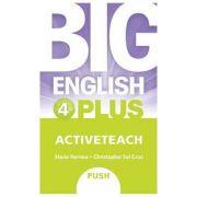 Big English Plus 4 Active Teach - Mario Herrera