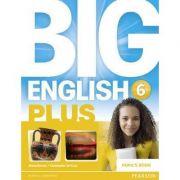 Big English Plus 6 Pupils' Book with MyEnglishLab Access Code Pack - Mario Herrera