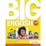 Big English Starter Pupils Book - Lisa Broomhead