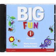 Big Fun 1 Class Audio - Mario Herrera