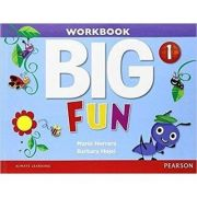 Big Fun 1 Workbook with Audio CD - Mario Herrera