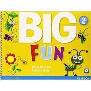 Big Fun 2 Student Book with CD-ROM - Mario Herrera