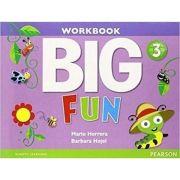 Big Fun 3 Workbook with AudioCD - Mario Herrera
