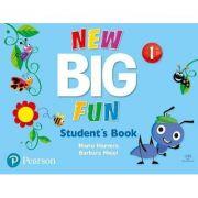 Big Fun Refresh Level 1 Student Book and CD-ROM pack - Mario Herrera