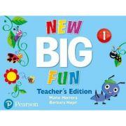 Big Fun Refresh Level 1 Teacher's Book