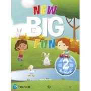 Big Fun Refresh Level 2 Big Book - Mario Herrera