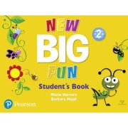 Big Fun Refresh Level 2 Student Book and CD-ROM pack