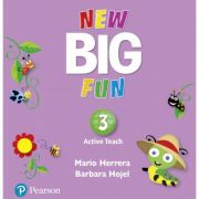 Big Fun Refresh Level 3 ActiveTeach - Mario Herrera