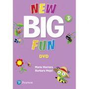 Big Fun Refresh Level 3 DVD