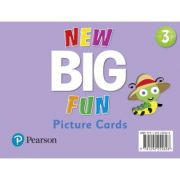 Big Fun Refresh Level 3 Picture Cards