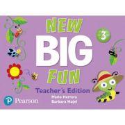 Big Fun Refresh Level 3 Teacher's Book - Mario Herrera