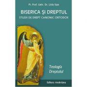 Biserica si dreptul Vol. 1: Teologia dreptului - Liviu Stan