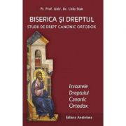 Biserica si dreptul Vol. 2: Izvoarele dreptului canonic ortodox - Liviu Stan