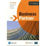 Business Partner B1 Coursebook with Digital Resources - Margaret O'Keefe, Lewis Lansford, Ros Wright, Evan Frendo, Lizzie Wright