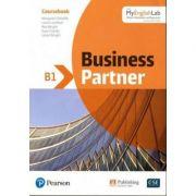 Business Partner B1 Coursebook with MyEnglishLab - Margaret O'Keefe, Lewis Lansford, Ros Wright, Evan Frendo, Lizzie Wright