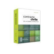 Contracte civile. De la teorie la practica - Ioan Popa