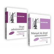 Curs de drept administrativ. Manual de drept administrativ (curs, caiet de seminar). Partea II - Elena Emilia Stefan