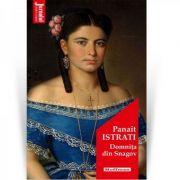 Domnita din Snagov - Panait Istrati
