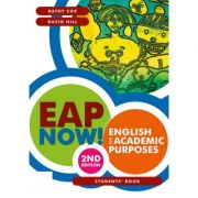 EAP Now! English for Academic Purposes Students' Book, 2nd Edition - Kathy Cox, David Hill