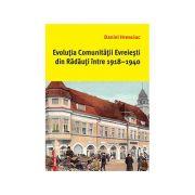 Evolutia comunitatii evreiesti din Radauti intre 1918–1940 - Daniel Hrenciuc