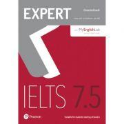 Expert IELTS 7. 5 Coursebook + MyLab English - Fiona Aish, Jo Tomlinson, Jan Bell