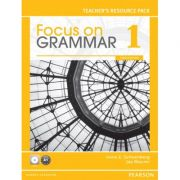 Focus on Grammar 1 Teacher's Resource Pack with CD-ROM