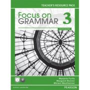 Focus on Grammar 3 Teacher's Resource Pack with CD-ROM, 4th Edition