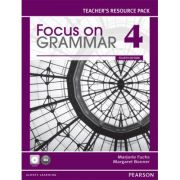 Focus on Grammar 4 Teacher's Resource Pack with CD-ROM, 4th Edition