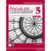 Focus on Grammar 5 Teacher's Resource Pack with CD-ROM, 4th Edition