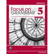 Focus on Grammar 5 Workbook, 4th Edition