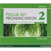 Focus on Pronunciation 2 Audio CDs, 3rd Edition