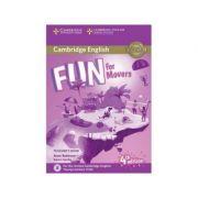 Fun for Movers Teacher s Book - Anne Robinson, Karen Saxby