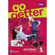 GoGetter 1 ActiveTeach CD - Sandy Zervas, Catherine Bright