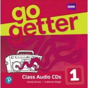 GoGetter 1 Audio CDs - Sandy Zervas, Catherine Bright