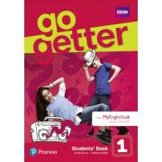 GoGetter 1 Student Book with MyEnglishLab - Sandy Zervas, Catherine Bright