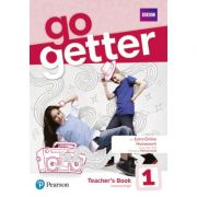 GoGetter 1 Teacher's Book with MyEnglishLab + Extra Online Homework + DVD - Catherine Bright