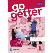 GoGetter 1 Workbook with Extra Online Practice - Liz Kilbey, Catherine Bright, Jennifer Heath