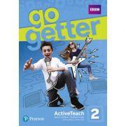 GoGetter 2 ActiveTeach - Jayne Croxford, Graham Fruen
