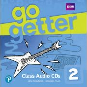 GoGetter 2 Class Audio CDs - Jayne Croxford, Graham Fruen